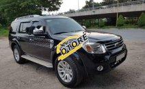 Bán Ford Everest 4x2 MT đời 2014, màu đen xe gia đình