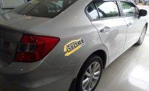 Bán Honda Civic 2.0 AT năm 2012, màu bạc