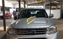 Bán Ford Everest Limited 2.5MT, máy dầu, 2014, màu bạc, đi gần 69000km
