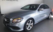 Bán Mercedes-Benz E250 bạc 2019 cũ, cũ chính hãng, giao ngay
