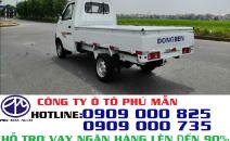 Giá xe tải nhỏ Dongben 870kg thùng lửng|Xe tải mới giá rẻ TPHCM
