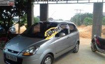 Cần bán Daewoo Matiz SX đời 2008, màu bạc, nhập khẩu nguyên chiếc