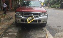 Cần bán gấp Ranger đời 2007 màu đỏ, 195 triệu, xe nhập
