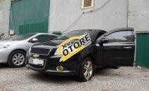 Cần bán lại xe Chevrolet Aveo MT năm 2014, màu đen số sàn