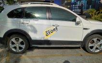 Bán xe Chevrolet Captiva LTZ 2015, số tự động, màu trắng, xe nhà đi