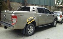 Cần bán xe Ford Ranger XLS MT 2014, màu vàng