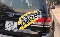 Cần bán lại xe Ford Escape XLS 2.3 đời 2009, màu đen, giá 358tr