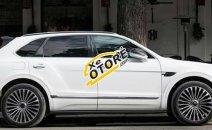 Bán Bentley Bentayga 2017, màu trắng, xe nhập