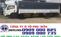 Bán xe tải Isuzu 8.2 tấn- 8.2T- 8T2 hỗ trợ trả góp bao đậu
