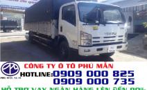 Giá xe tải Isuzu 8T2 thùng dài 7.1m khoảng bao nhiêu? Tp. HCM