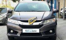 Bán Honda City 1.5 CVT năm 2015, màu xám (ghi), giá chỉ 495 triệu
