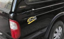 Cần bán gấp Ford Ranger XLT sản xuất năm 2005, màu đen