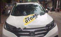 Chính chủ bán Honda CR V 2.4 AT đời 2014, màu trắng