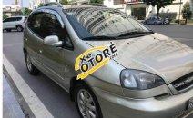 Bán xe Chevrolet Vivant CDX sản xuất 2009, màu vàng số sàn, 188 triệu