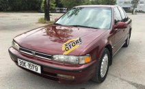 Cần bán xe Honda Accord LX năm 1990, màu đỏ, nhập khẩu nguyên chiếc
