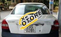 Bán ô tô Daewoo Nubira 1.6MT 2002, màu trắng, giá 55tr