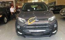 Cần bán Ford EcoSport Titanium 1.5AT sản xuất năm 2016, màu xám