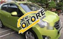 Bán Daewoo Matiz Groove đời 2009, màu xanh cốm