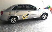 Bạc Daewoo Lacetti 2008, xe cọp, màu bạc