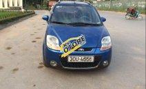 Cần bán xe Daewoo Matiz Joy đời 2007, màu xanh lam, nhập khẩu Hàn Quốc, xe gia đình giá cạnh tranh