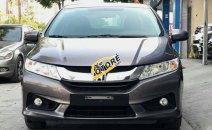Bán Honda City 1.5CVT năm 2015, màu xám, giá tốt