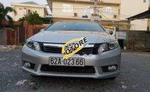 Cần bán xe Honda Civic 2.0AT năm 2013, màu bạc