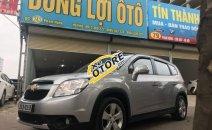 Cần bán gấp Chevrolet Orlando LTZ đời 2015, màu bạc số tự động