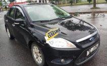 Cần bán gấp Ford Focus 1.8MT đời 2010, màu đen xe gia đình