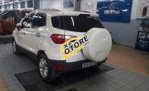 Bán Ford EcoSport AT đời 2015, màu trắng