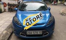 Bán ô tô Ford Fiesta 1.6 AT năm sản xuất 2012, màu xanh lam chính chủ