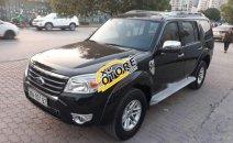 Cần bán xe Ford Everest MT sản xuất 2010, màu đen, xe nhập chính chủ