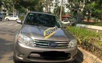Cần bán xe Ford Escape XLS đời 2009, màu xám xe gia đình