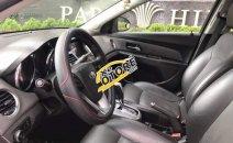 Bán Daewoo Lacetti CDX sản xuất 2011, màu đen như mới, 345tr