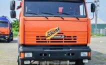 Xe bồn xăng dầu Kamaz 6540 Long (8x4) 23 khối