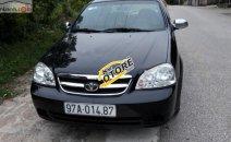 Cần bán Daewoo Lacetti EX đời 2008, màu đen như mới