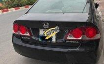 Bán Honda Civic 1.8 màu đen, Sx 2008, xe tư nhân