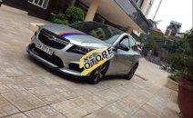 Cần bán lại xe Daewoo Lacetti CDX đời 2011, màu xám, xe nhập