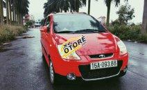 Bán Daewoo Matiz năm sản xuất 2009, màu đỏ, xe nhập số tự động
