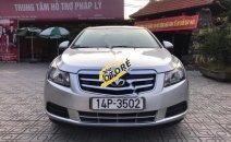 Cần bán Daewoo Lacetti SE đời 2011, màu bạc, nhập khẩu