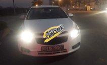 Bán Chevrolet Cruze 1.6MT năm 2011, màu trắng xe gia đình, giá 308tr