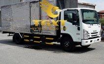Xe tải Isuzu 5T, Isuzu 5T5 Euro 4 đời 2018, siêu phẩm thùng dài 6m2