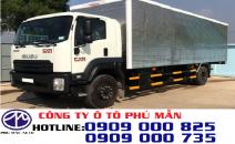 Xe tải Isuzu 8.2 tấn -Uy tín chất lượng giá tốt mới nhất