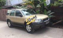 Cần bán xe Ford Escape 3.0 đời 2003, màu vàng số tự động