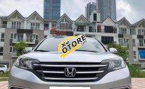 Kẹt tiền bán Honda CRV 2014 bản 2.4 màu bạc cực chất đầy phong cách