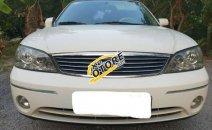 Bán xe Ford Laser đời 2003, màu trắng, xe gia đình, 238tr