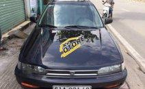 Cần bán gấp Honda Accord MT năm 1992, xe mình ít đi chỉ chạy từ nhà lên cơ quan