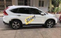 Bán Honda CR V 2.4 đời 2014, màu trắng, nhập khẩu nguyên chiếc, giá tốt