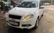 Cần bán Chevrolet Aveo LTZ 1.5 AT năm sản xuất 2014, màu trắng, giá tốt