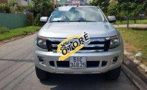 Bán Ford Ranger XLS 2013, màu bạc, xe nhập số sàn, giá tốt