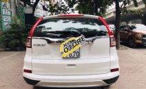 Cần bán xe Honda CR V 2.0 đời 2015, màu trắng, giá chỉ 830 triệu